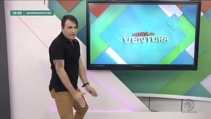 Hora do Ventura recebe o cantor Tyko Black - Bloco 02