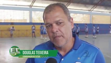 CSA realiza peneirão de futsal
