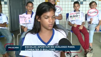 Escolas apostam no diálogo para combater o Bullyng