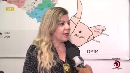 Polícia fala sobre os últimos casos de estupro denunciados em Alagoas