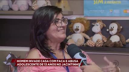 Homem invade casa e abusa adolescente de 13 anos no Jacintinho