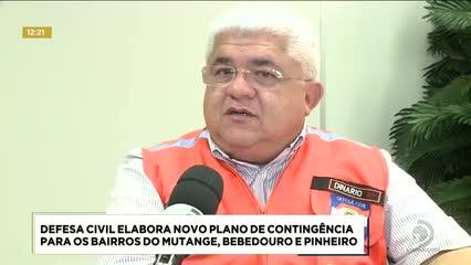 Plano de Contingência para os bairros do Mutange, Bebedouro e Pinheiro foi apresentado na Prefeitura