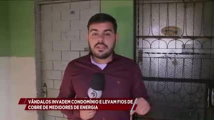 Moradores do Pinheiro denunciam furtos em imóveis desocupados