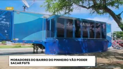 Reunião na Caixa define liberação do FGTS para moradores do Pinheiro