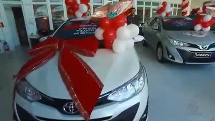 Autoforte está com o Mês de ofertas da Toyota