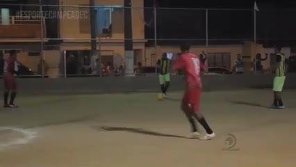 Final do Futebol Amador no bairro do Novo Mundo
