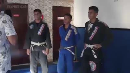 Leão de Judá lança atletas para o Brasileiro de Jiu-Jitsu