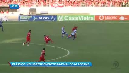 João Carlos brilha nos pênaltis, CSA vence o CRB e conquista o bicampeonato Alagoano