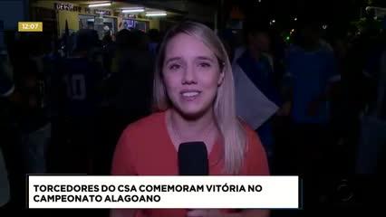 CSA vence o CRB nos pênaltis e conquista o bicampeonato Alagoano