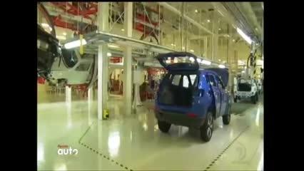 Visitamos a fábrica da Jeep em Pernambuco