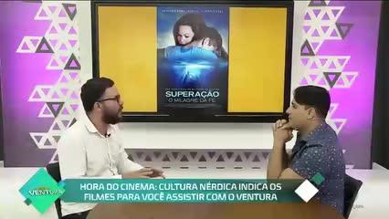 Bruno Ventura revela quem foi o primeiro sorteado para ir ao cinema - Bloco 01