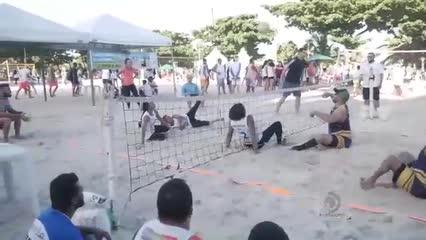 Copa Maceió de Vôlei de Praia Sentado