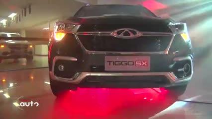 Lançamento do Tiggo 5X e Tiggo 7 em Maceió