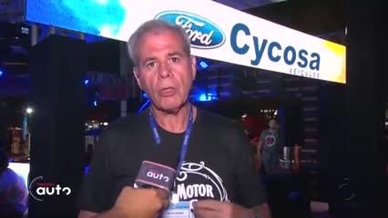 Ford comemora 100 anos no Brasil