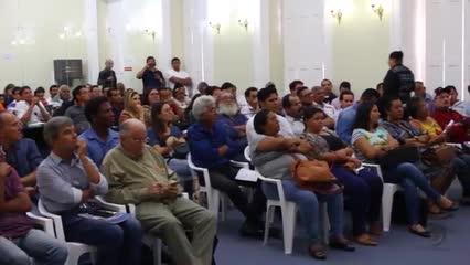 Uso do Canal do Sertão foi tema de audiência pública na ALE
