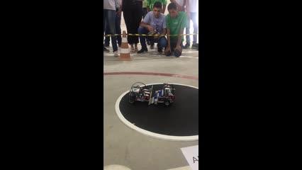 Competição de robótica Escola Sesi/Senai IV