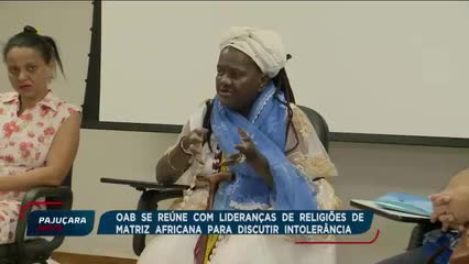 Comissão de Defesa das Minorias da OAB-AL reúne lideranças das religiões de matriz africana em AL