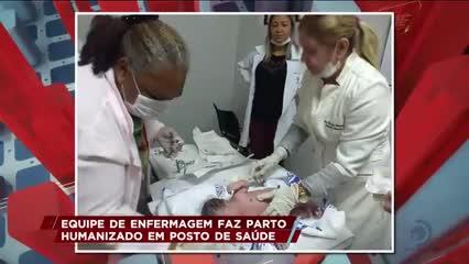 Mulher vai fazer consulta de pré-natal e dá à luz em posto de saúde em Maceió