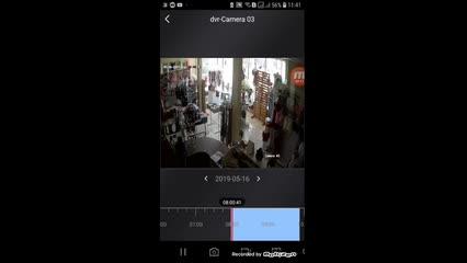 Vídeo mostra assalto em loja de confecções no Village Campestre