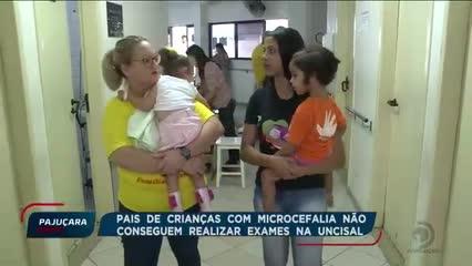 A luta de pais de crianças com microcefalia