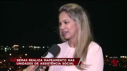 SEMAS realiza mapeamento nas unidades de assistência social