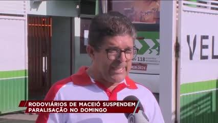 Rodoviários suspendem a paralisação dos ônibus aos domingos