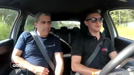 Conheça o Fiat Argo Trekking