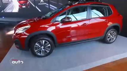 Lançamento 2020: Peugeot 2008 ganha novo visual