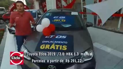 Caça-Desconto:  Autoforte Toyota