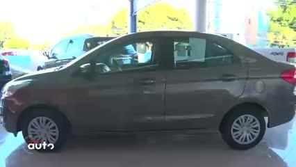 Minuto Ford: Ka Sedan