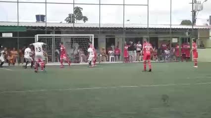 Final do campeonato de futebol de base sub-17