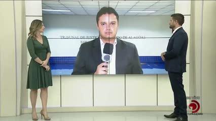 Presidente do Tribunal de Justiça de Alagoas recebeu advogados da Braskem