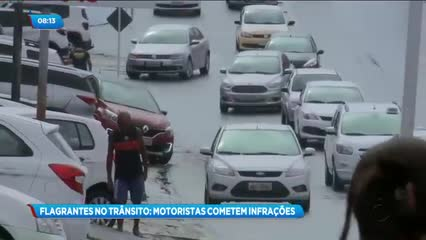 Retirada dos prismas das ruas de Maceió está provocando manobras irregulares