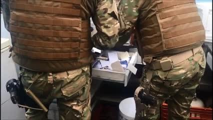 20 kg de cocaína e químicos para refino da droga são apreendidos em operação Tríplice Fronteira