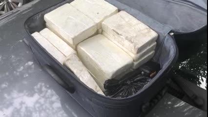 Polícia apreendeu 20 kg de cocaína durante operação tríplice aliança