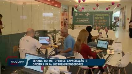 Semana do MEI: oficinas são realizadas voltadas para microempreendedores