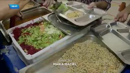 Preço do almoço no restaurante popular volta a custar R$ 3,00