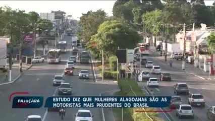 Motoristas alagoanas são as mais prudentes, aponta levantamento nacional