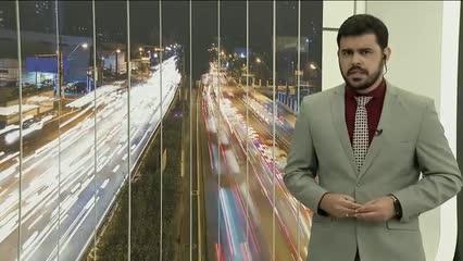 Sala de alerta da SEMARH mostra previsão do tempo em Maceió
