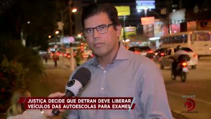 Justiça decide que DETRAN deve liberar veículos das autoescolas para exames