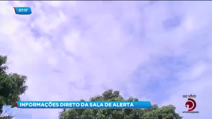 Meteorologista dá detalhes sobre as fortes chuvas que caíram em Maceió