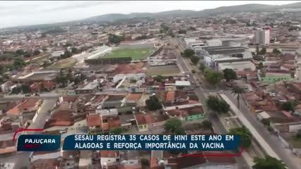 Alagoas registra 35 casos de gripe H1N1 este ano
