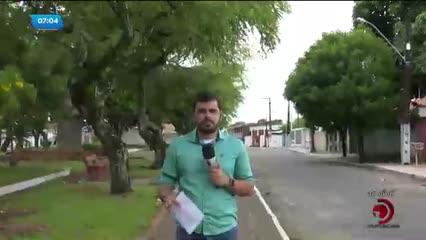 Chuvas deixam moradores do Pinheiro em alerta para uma possível evacuação