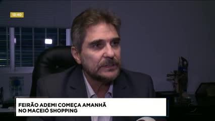 Feirão ADEMI começa amanhã no Maceió Shopping