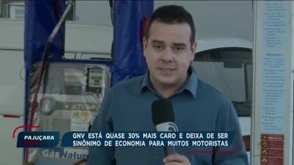 GNV está quase 30% mais caro em Alagoas