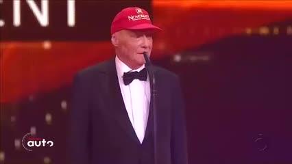 Morreuaos 70 anos o tricampeão daFórmula 1, Niki Lauda