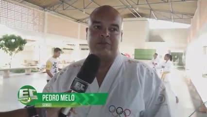 Atleta alagoano se prepara para representar AL no Campeonato Brasileiro de Karatê