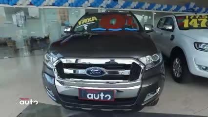 Minuto Ford: Ranger 2019