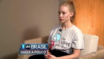 Acusadora de Neymar diz ter sido vítima de agressão e estupro