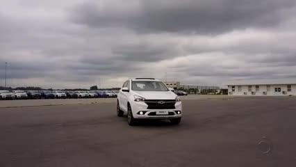 Test Drive: Caoa Chery Tiggo 7